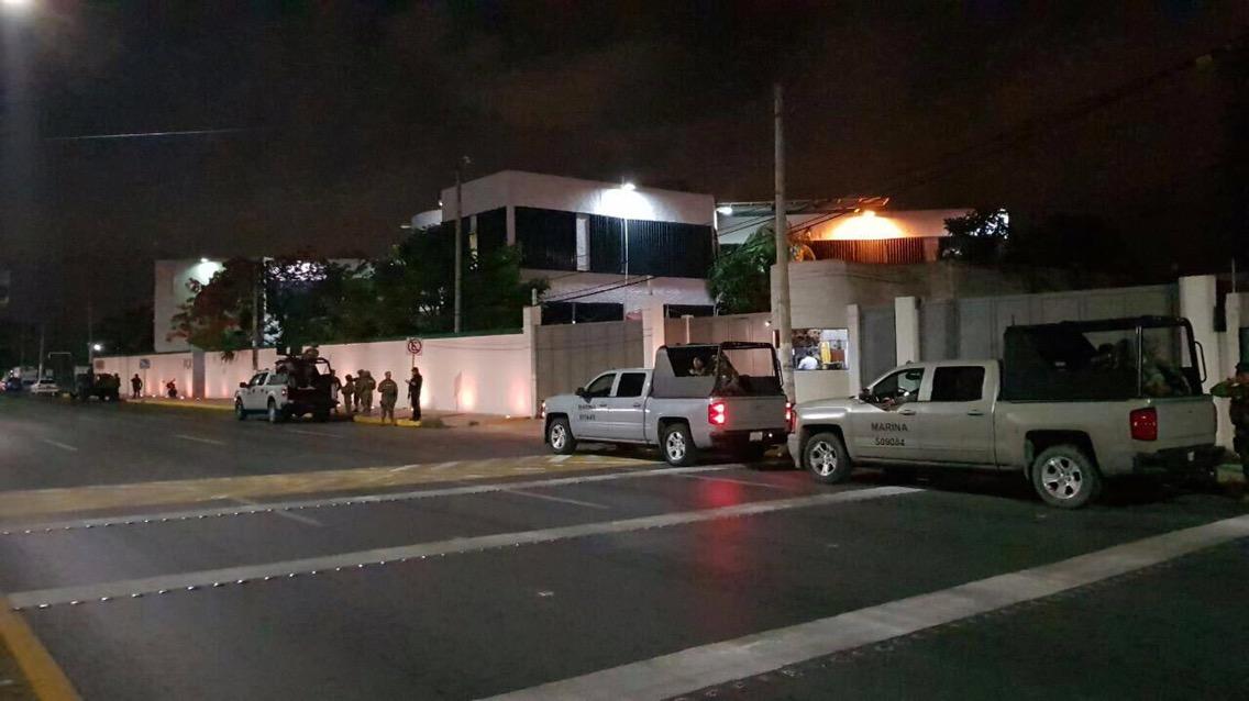 """Tensa a Cancún detención de """"hijo de Doña Lety"""""""