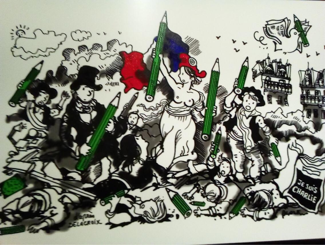 Festejan en Mérida aniversario de Revolución Francesa