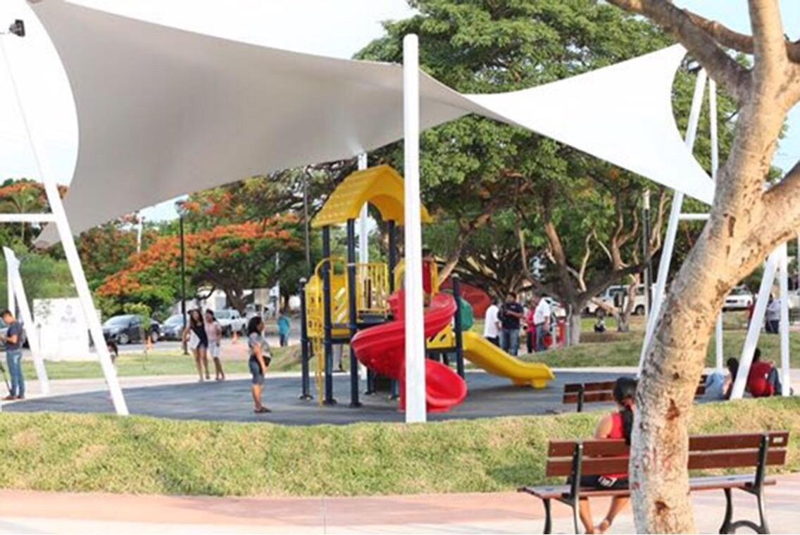 Vila Dosal inaugura parque de Chuburná Inn
