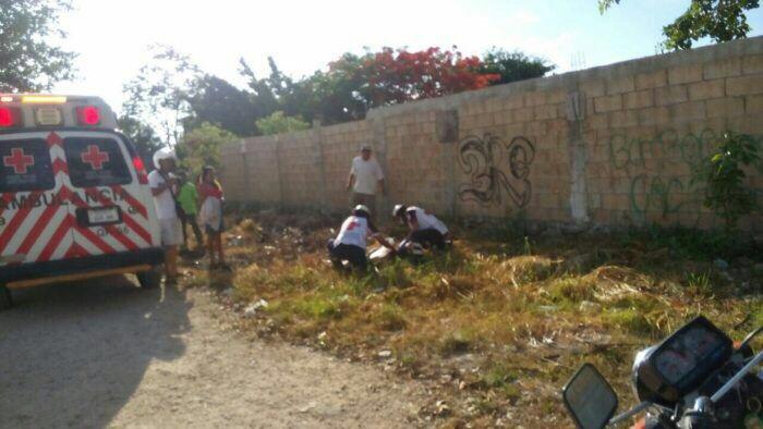 Desnuda y atada, mujer asesinada en Región 227 Cancún