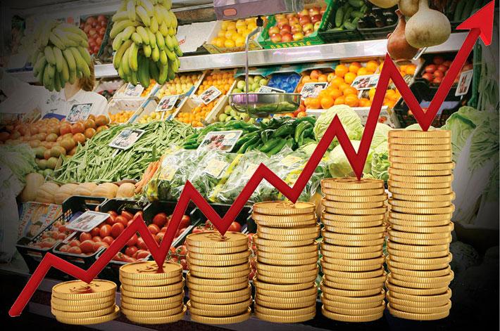 Suben precios: llega inflación a 6.31%