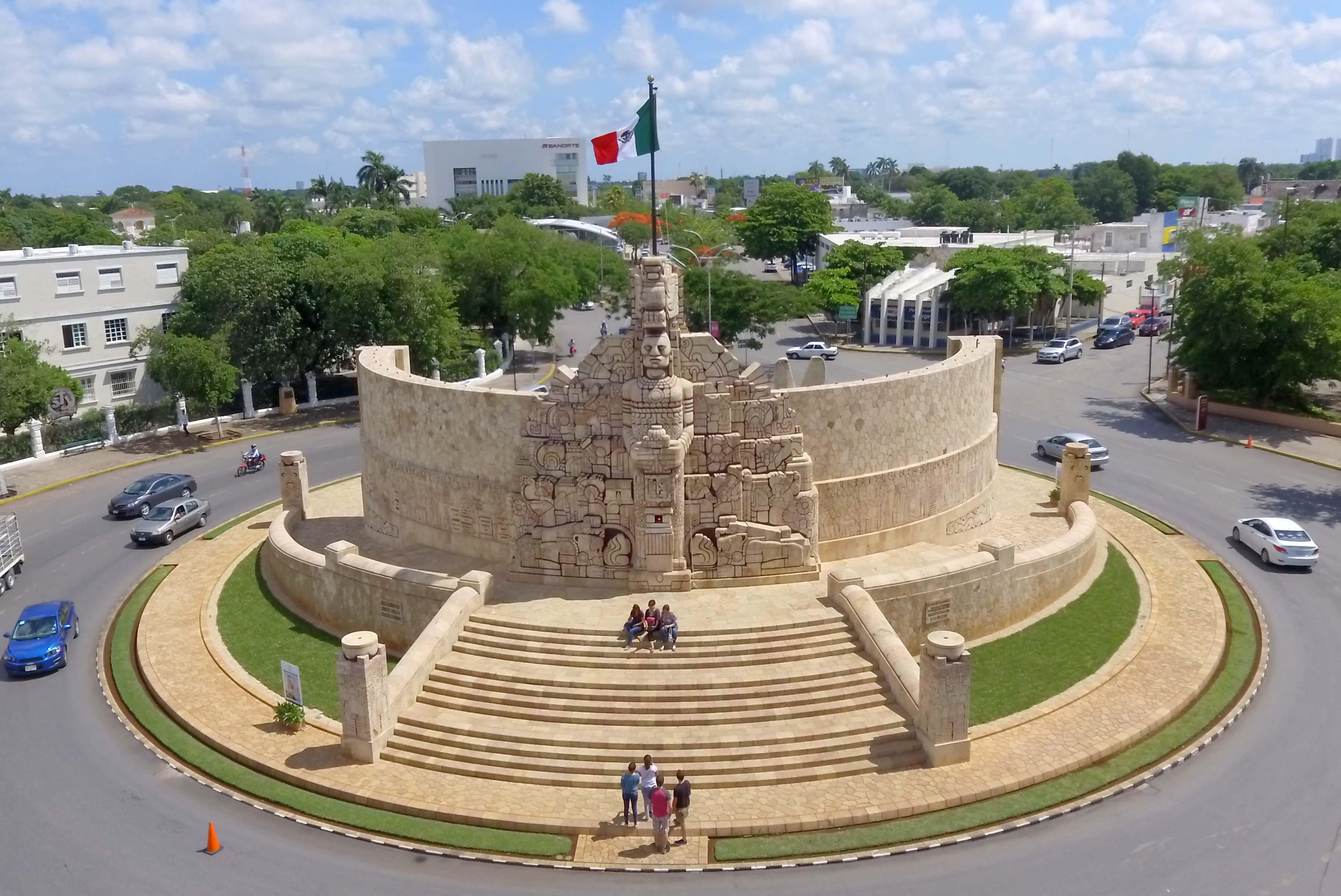 Recobra su esplendor el Monumento a la Patria