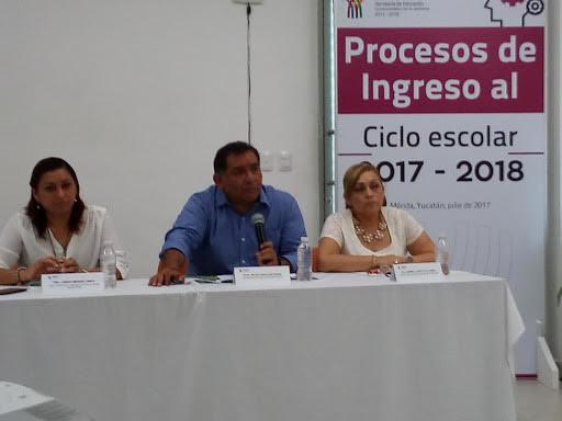 Acceso a educación, garantizado en Yucatán.- Segey
