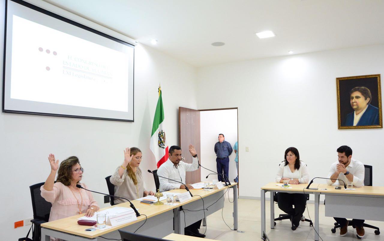 Esperan período legislativo intenso en Yucatán, previo a comicios