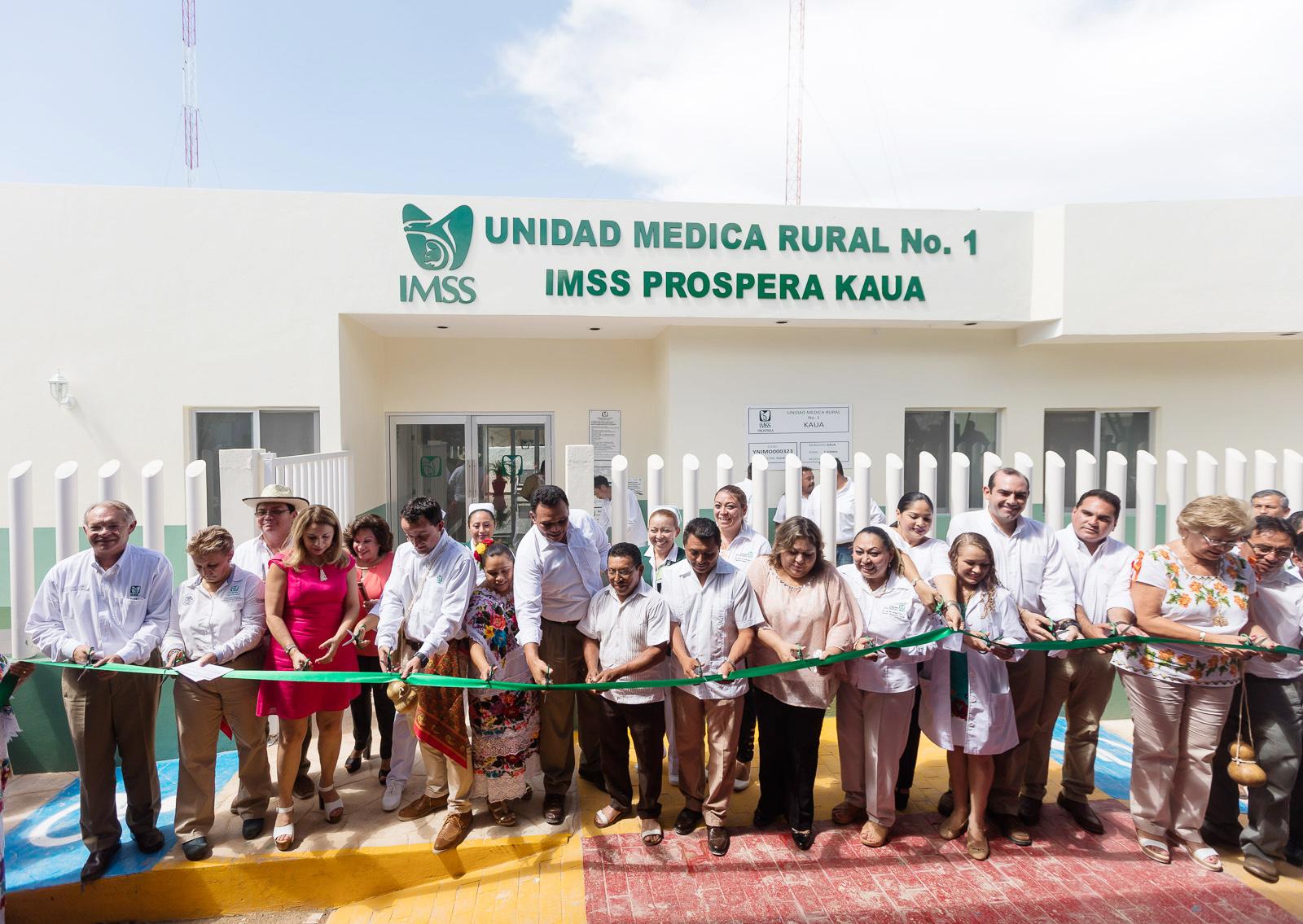 Mayor cobertura médica para comunidades indígenas