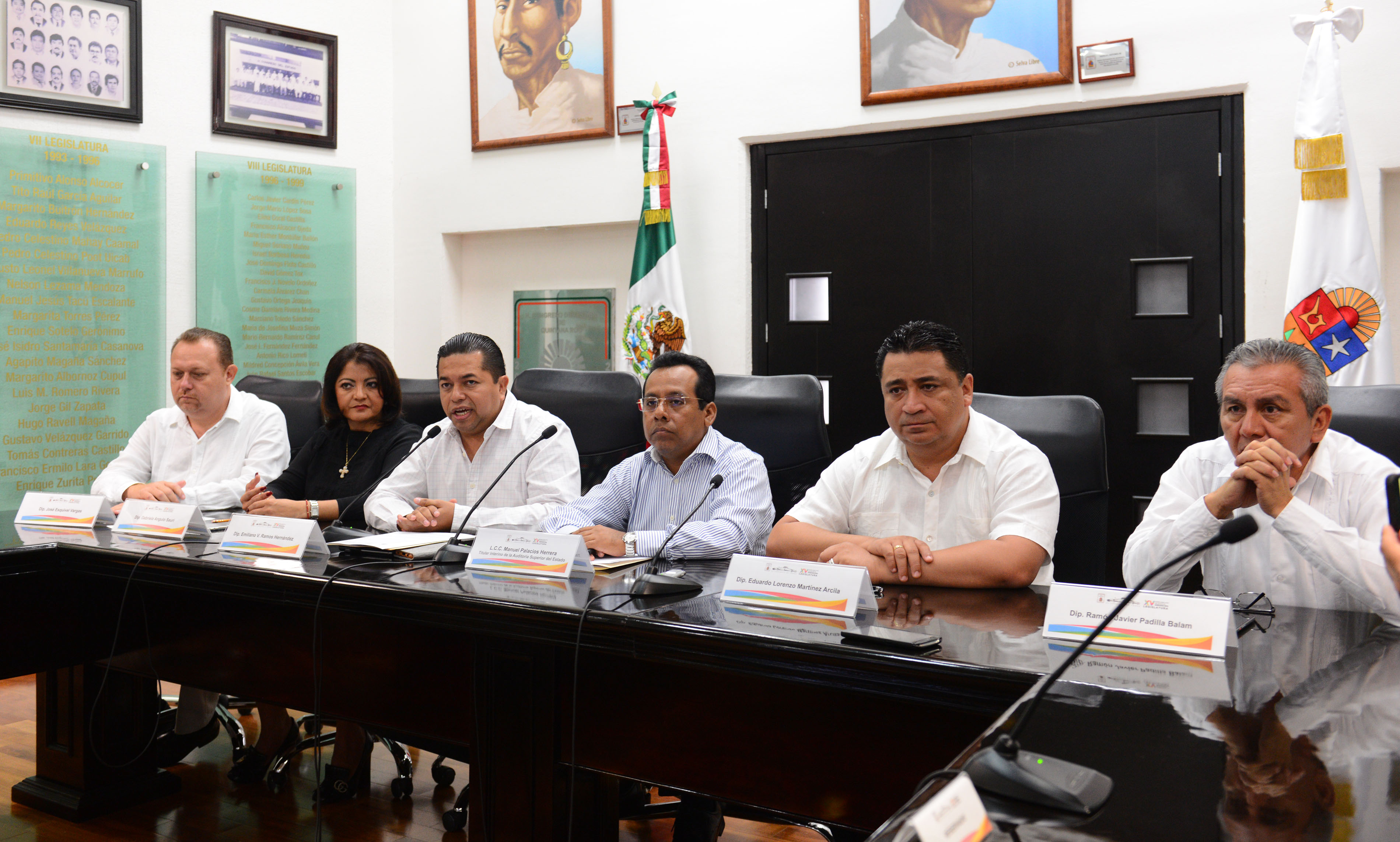 Con demandas penales 84 ex funcionarios en QRoo