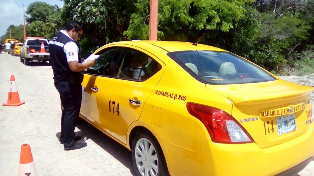 Buscan fin a conflictos transportistas Yucatán y QRoo