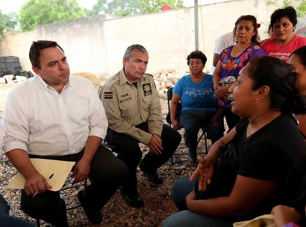 Formamos a los mejores elementos de seguridad: Rodríguez Asaf