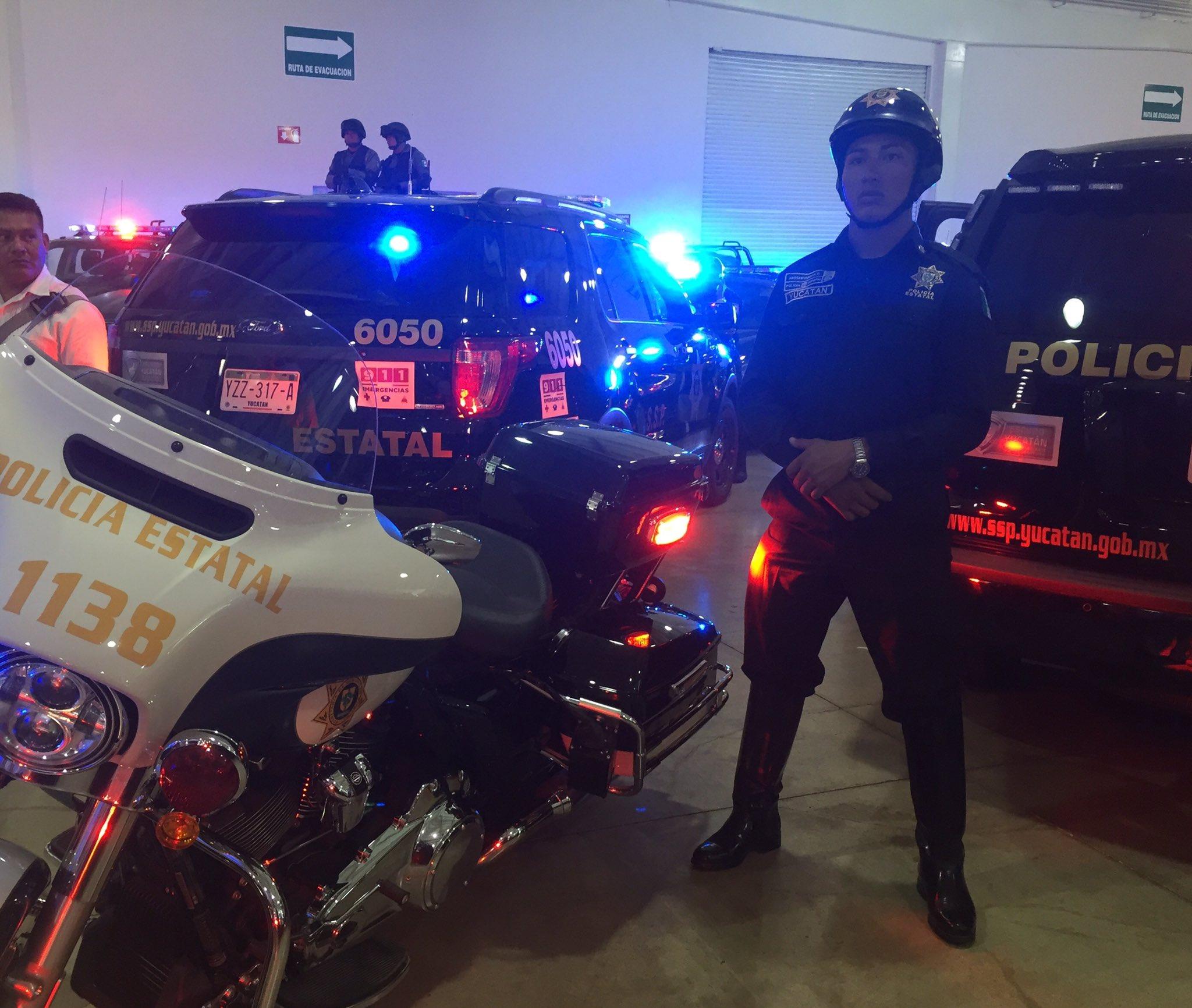 Defiende Renato Sales a policías; Yucatán les sube sueldo