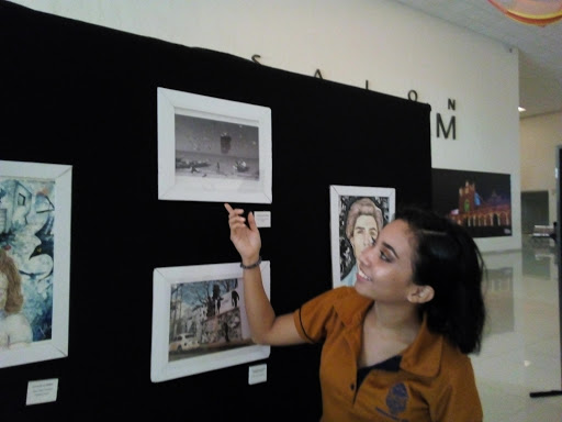 Magna muestra de alumnos de Prepa 2-UADY en Siglo XXI