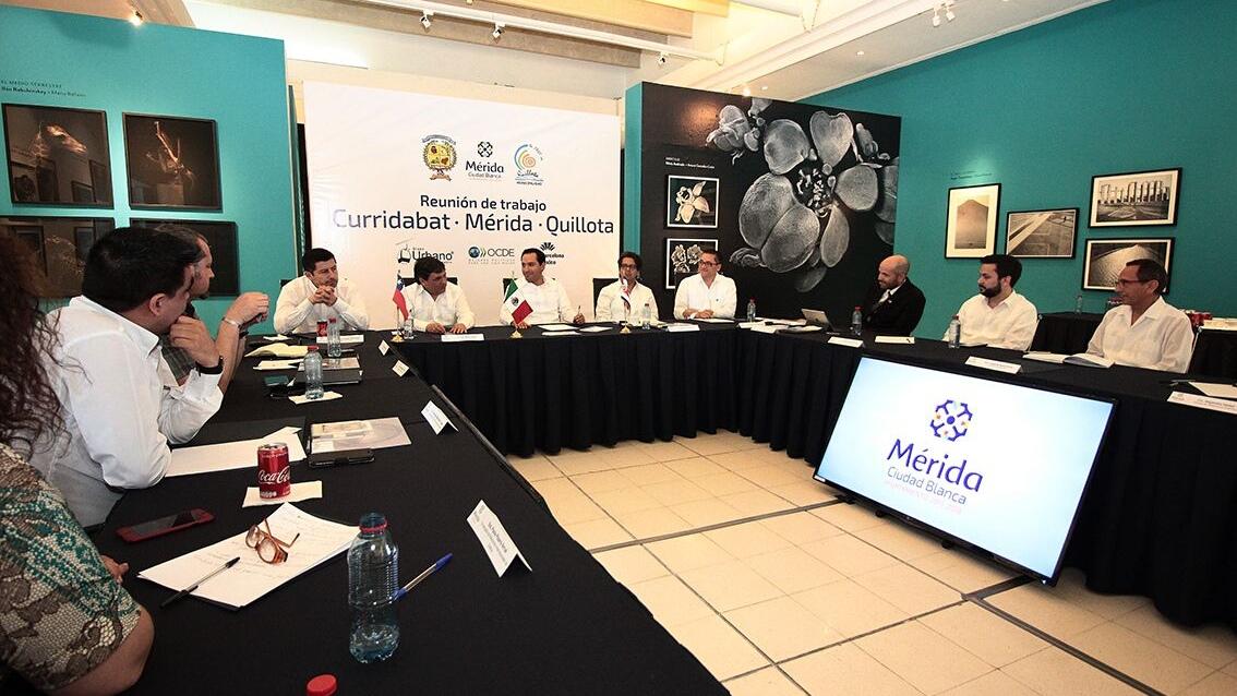 Alianza de Mérida por ciudades más incluyentes