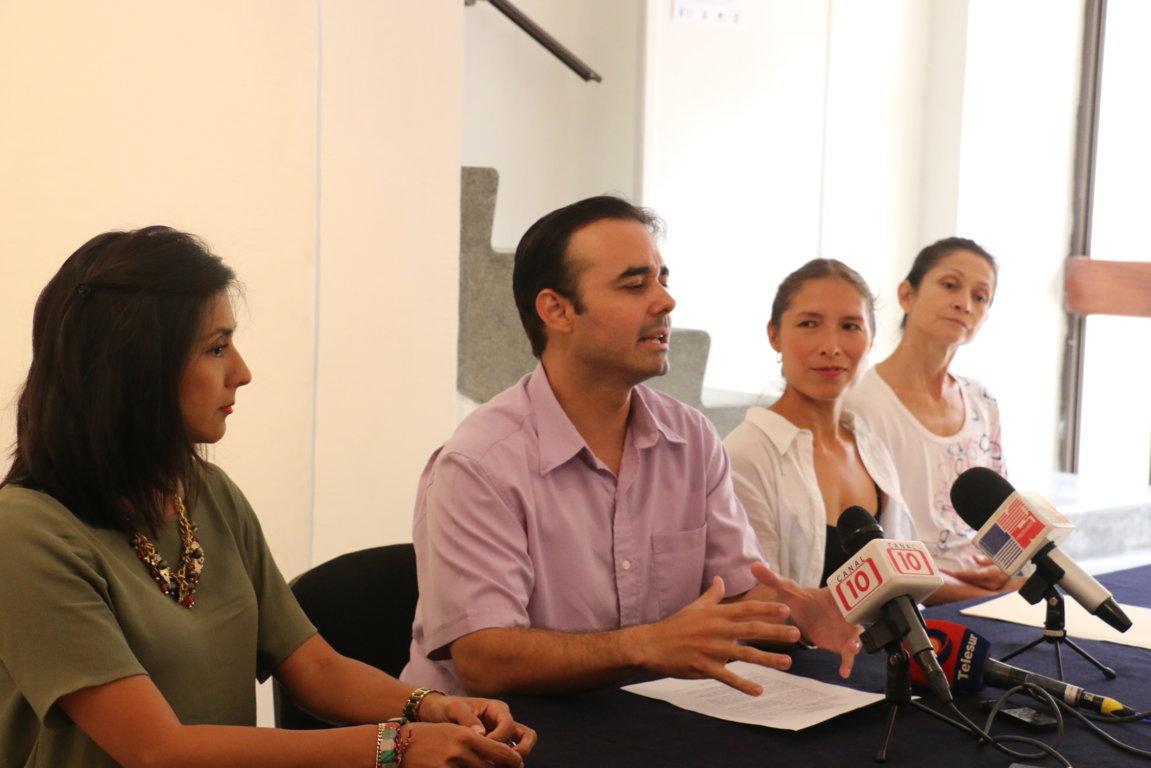 Llegaespectáculo multidisciplinario aTeatro Felipe Carrillo Puerto