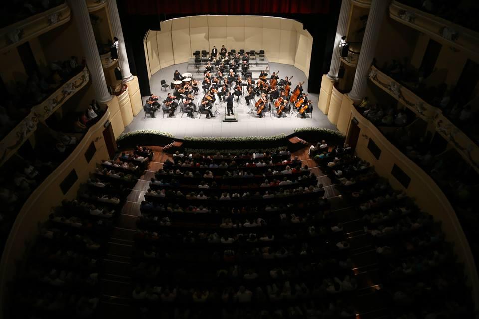 Temporada de OSY con renombrados solistas y directores