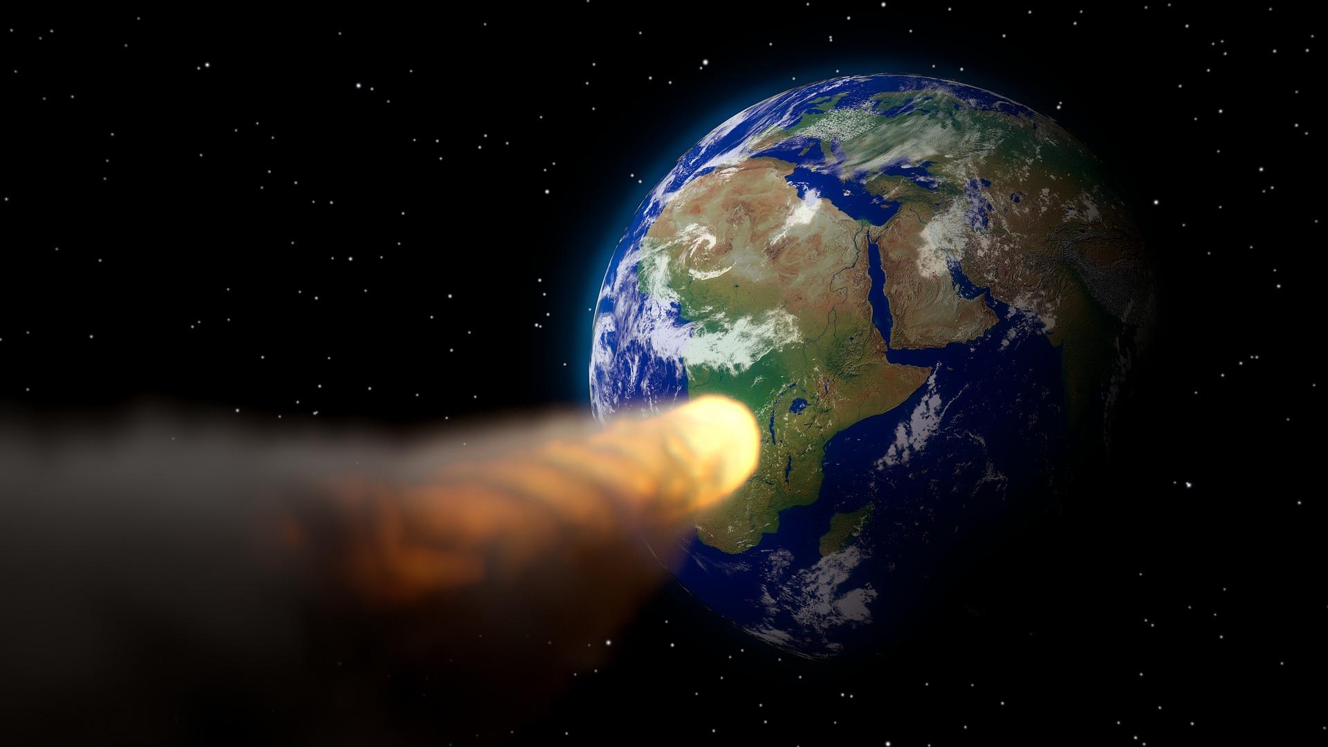 Nunca un asteroide tan grande pasó tan cerca de la Tierra como este viernes