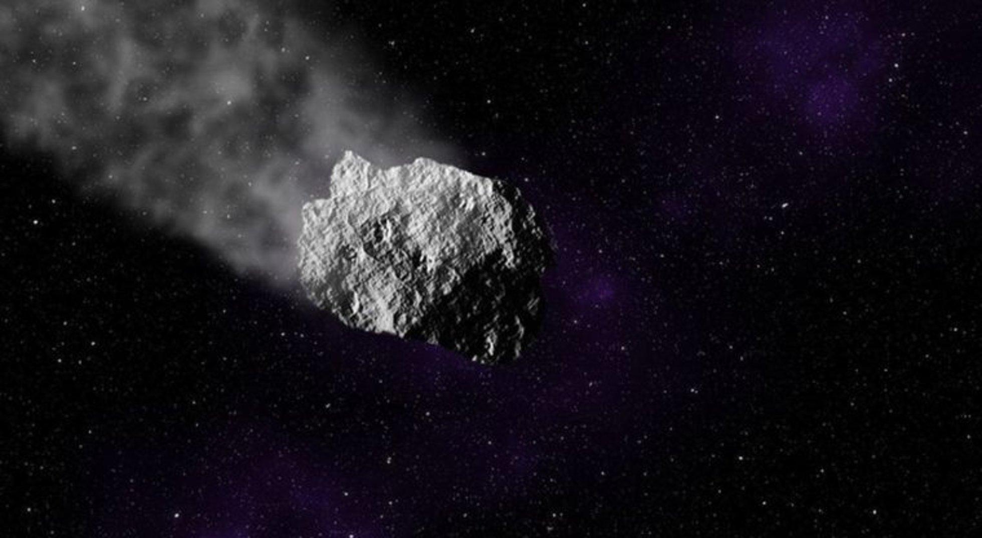 Astrónomos descubren un asteroide procedente de otro sistema solar