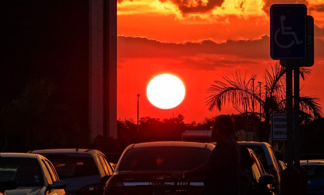 Esta es la hora exacta del eclipse en Mérida