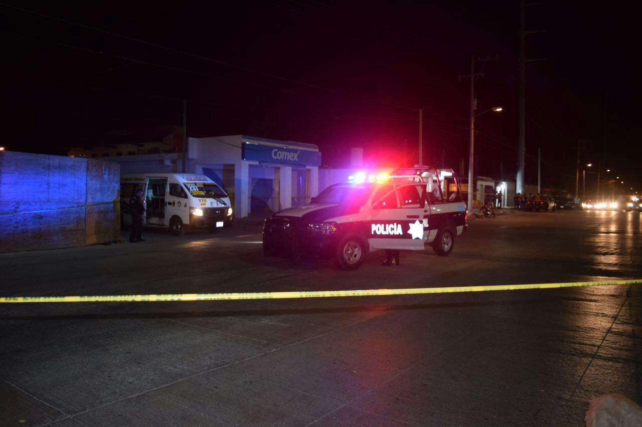 Abre agosto Cancún con dos ejecuciones