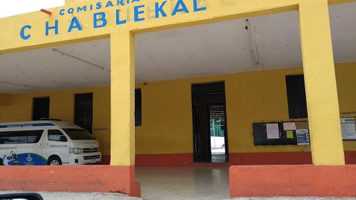 Se quejan de impunidad por agresión policíaca en Chablekal