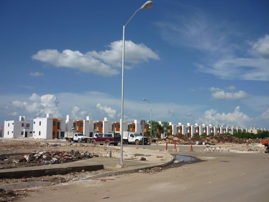 Riesgos en Mérida por expansión urbana y aumento de nivel del mar