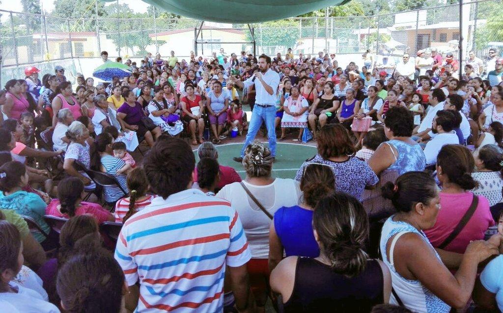 Denuncian a Pablo Gamboa ante árbitro electoral