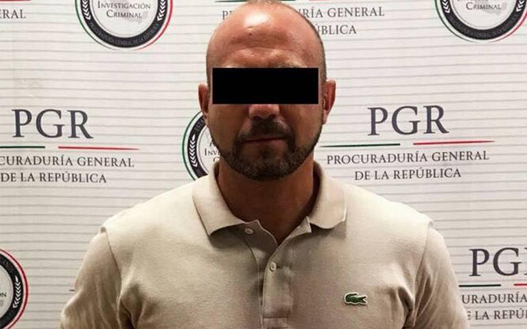 Capturan en Cancún a presunto capo requerido en EU