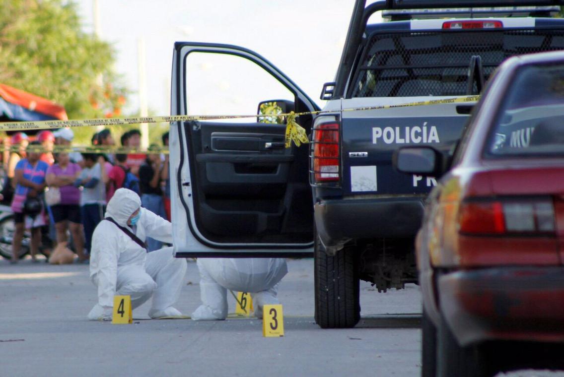 Poca colaboración ciudadana frente a delitos en Cancún