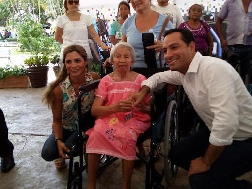 Vila entrega 101 aparatos ortopédicos