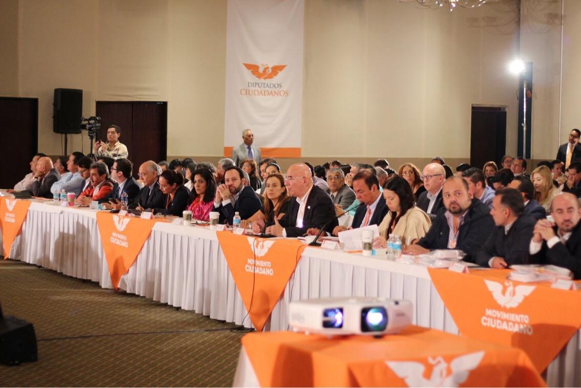 Abre Movimiento Ciudadano vía a alianzas