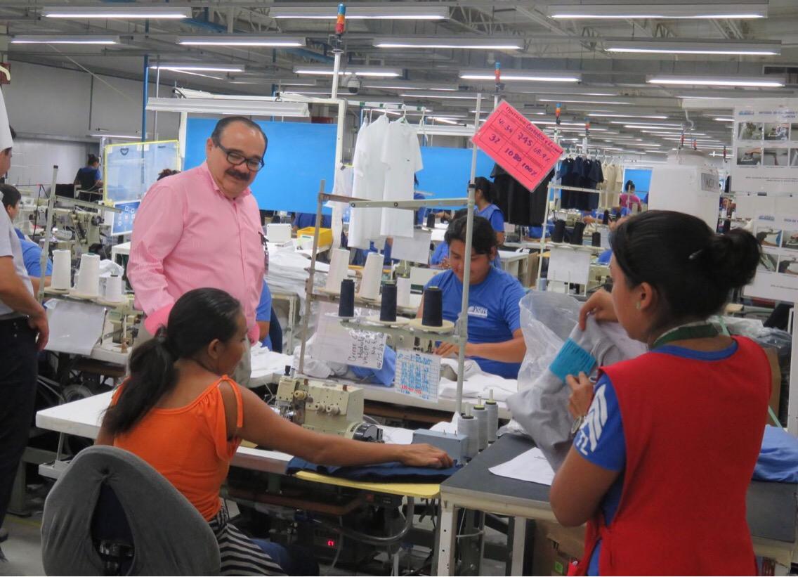 Yucatán cuenta con empresas de clase mundial, destaca Ramírez Marin