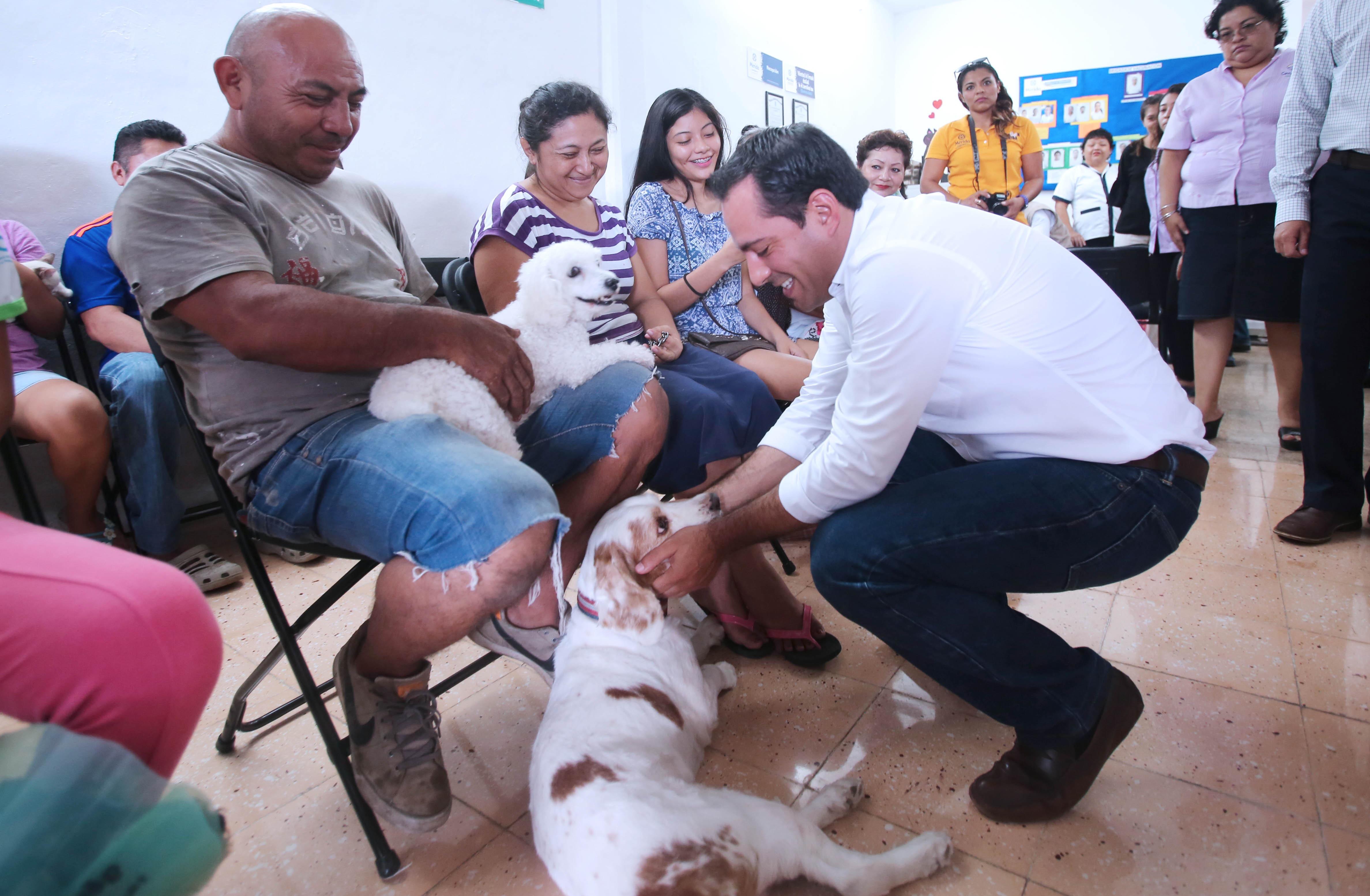 Módulo Veterinario Municipal celebra su primer aniversario