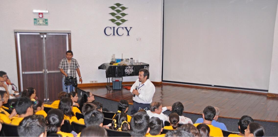 Promoverán ciencia y tecnología en estancia de verano del CICY