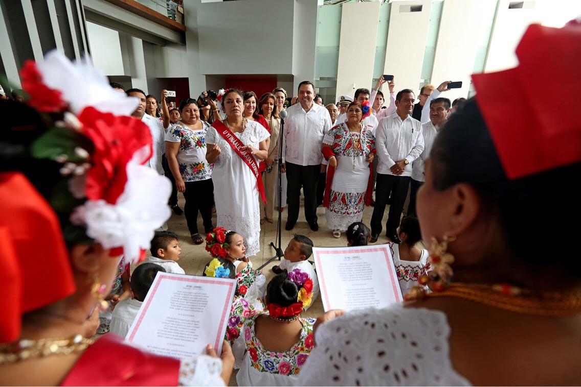 Descendientes de mayas engrosan identidad cultural