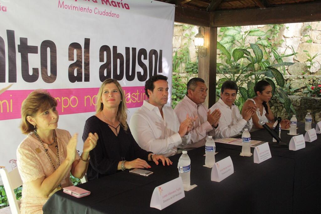 Lanzan plan en Yucatán contra abuso sexual infantil