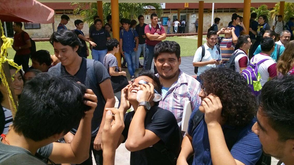 ¿Viste el eclipse? Prepárate: podrás ver en Mérida otro, casi completo
