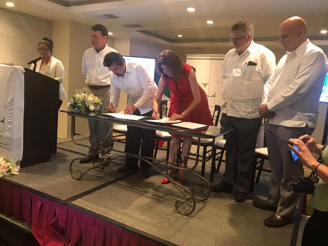 Acuerdo AMPI-Canadevi para promover vivienda social