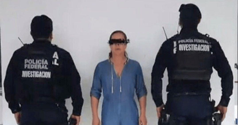 """Abren proceso a """"Doña Lety"""" y su custodio en Puebla"""