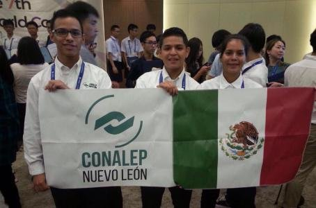 Mexicanos crean app y ganan premio en Corea