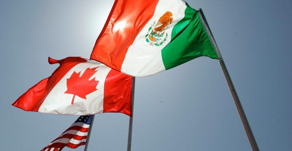 Busca EU eliminar déficits con México y Canadá en TLCAN