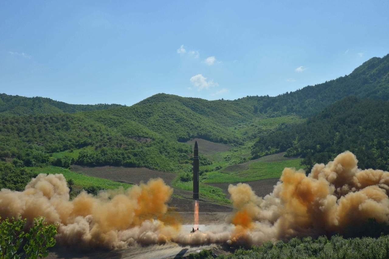 Respalda México a Japón ante lanzamiento de misil de Norcorea