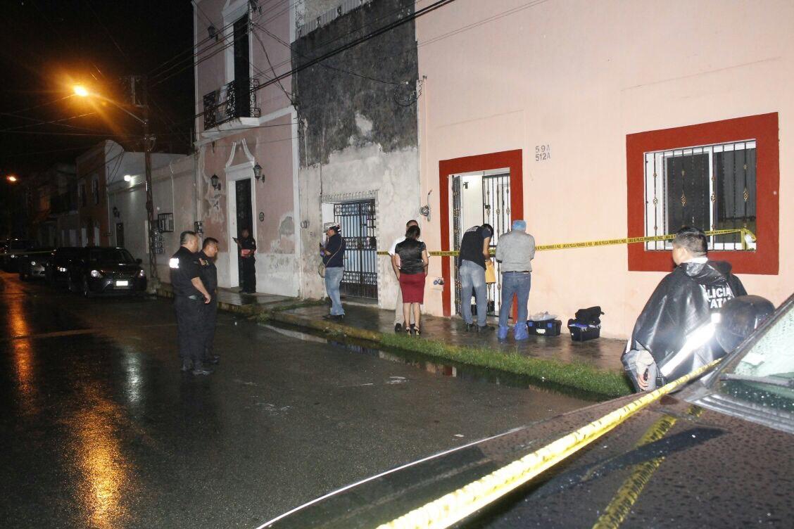 Asesinan a septuagenario en barrio de Santiago