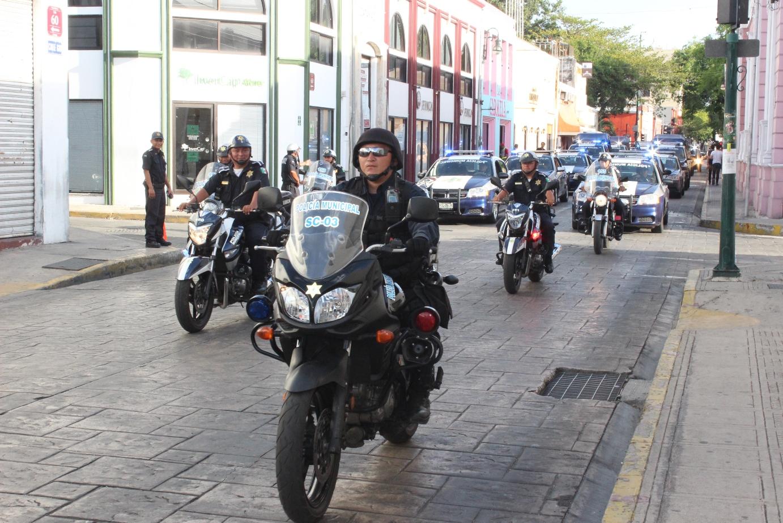 Cierran en Méridaoperativo de seguridad enperíodo vacacional