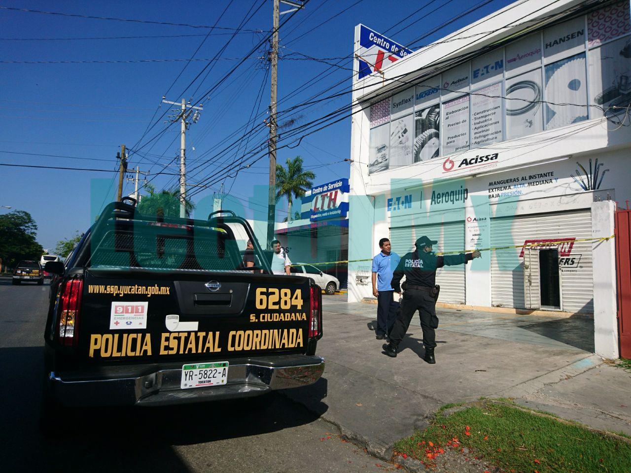 Negocios sufren robos recurrentes en avenida Itzáes