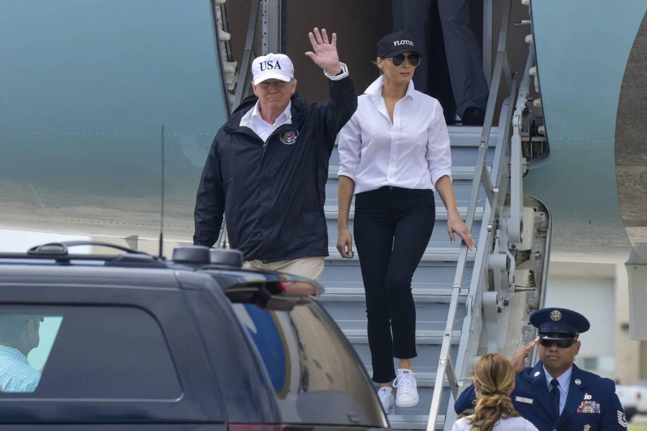 Evita Trump ayuda del Ejército