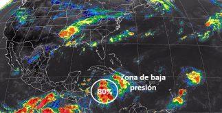 zona de baja presion