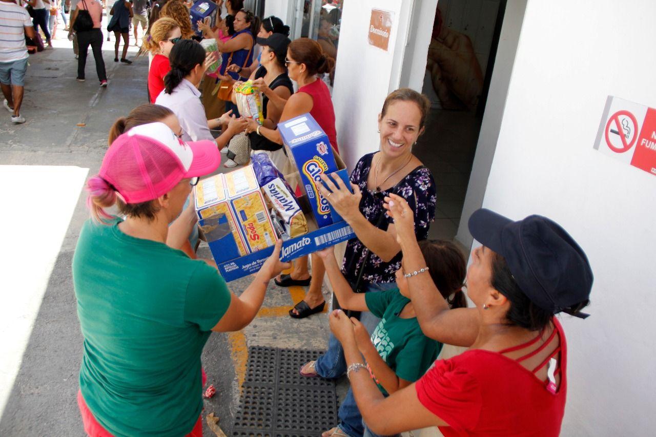 Presionan en Cancún mover dinero de campañas a ayuda