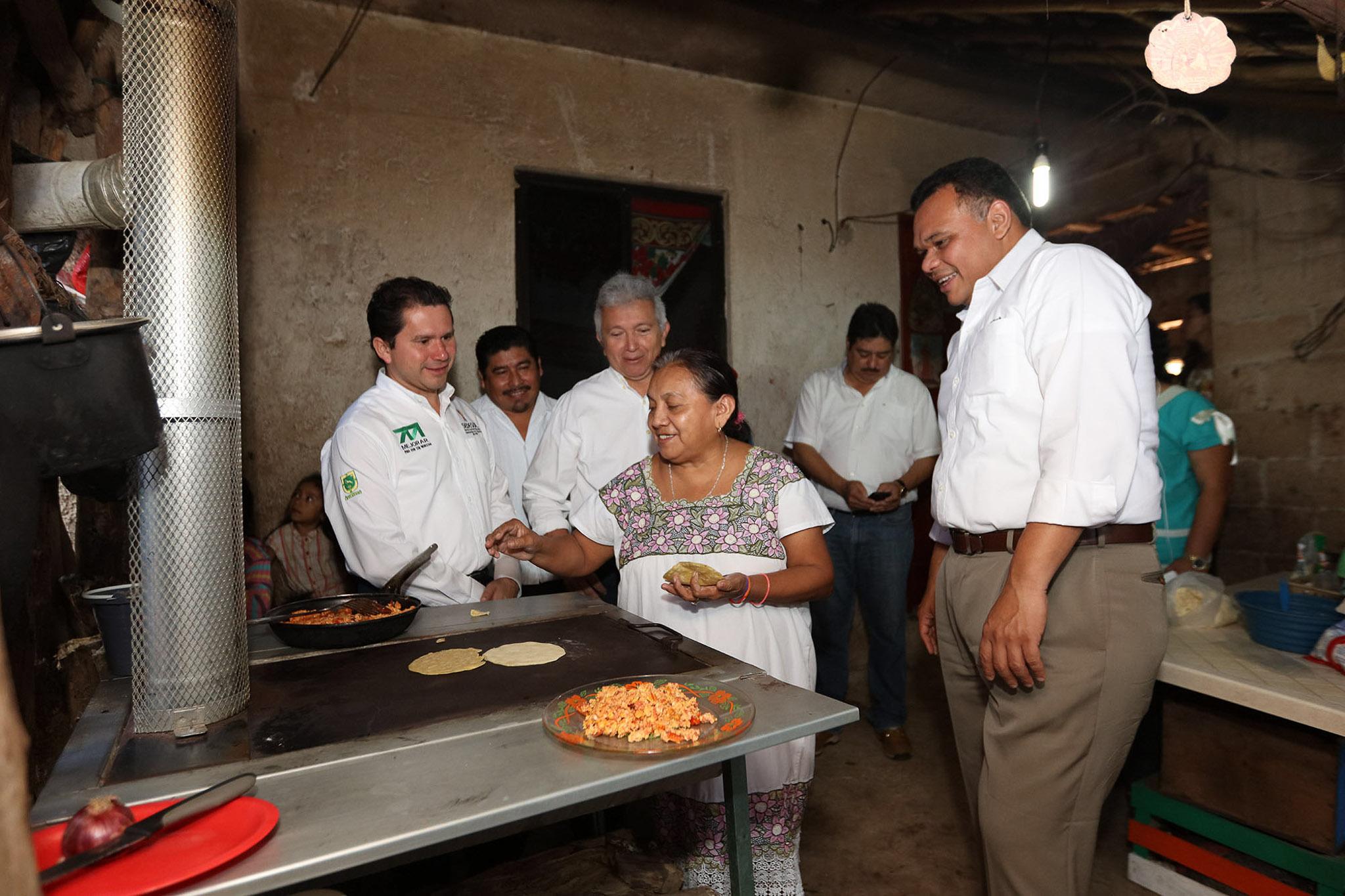 Desgranan cifras oficiales de combate a pobreza en Yucatán