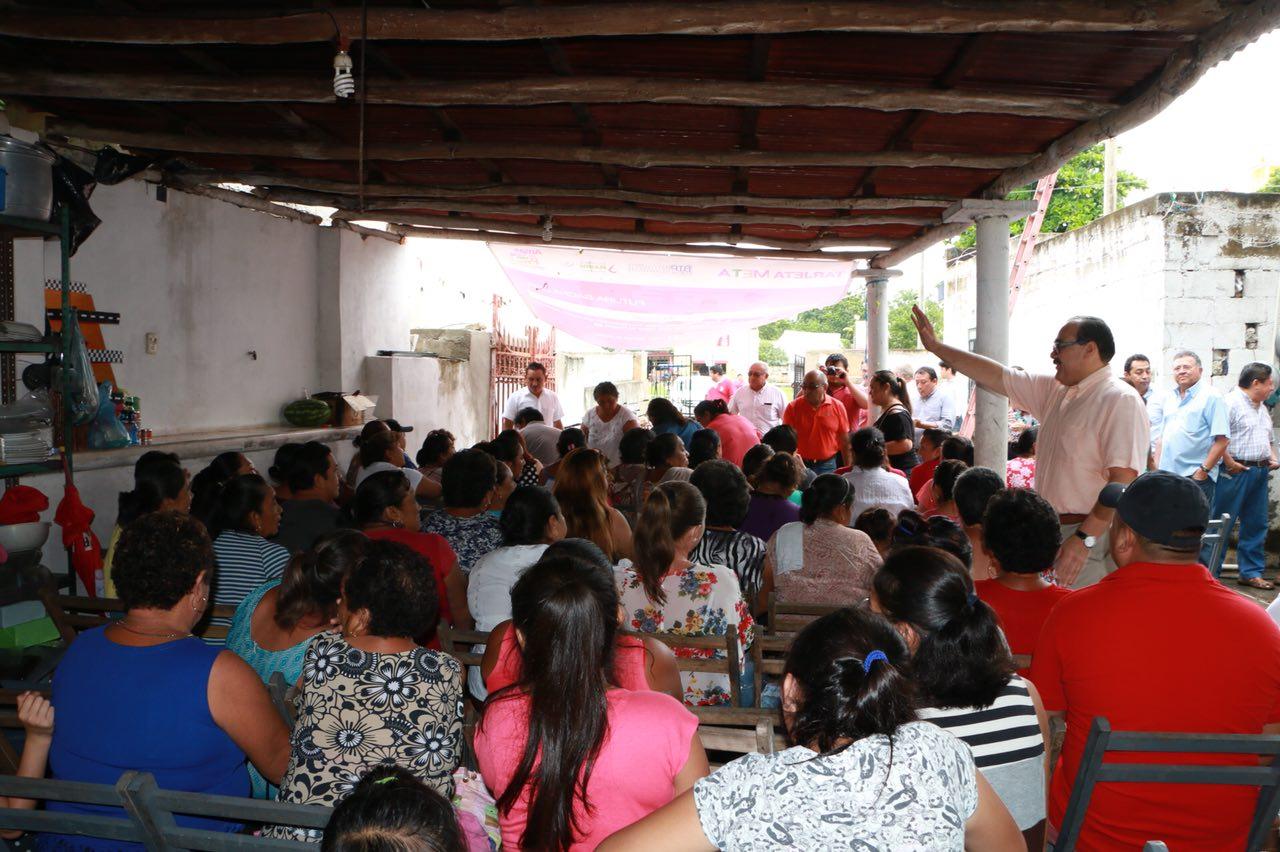 Empleo e ingreso reducen desigualdad, afirma Ramírez Marín