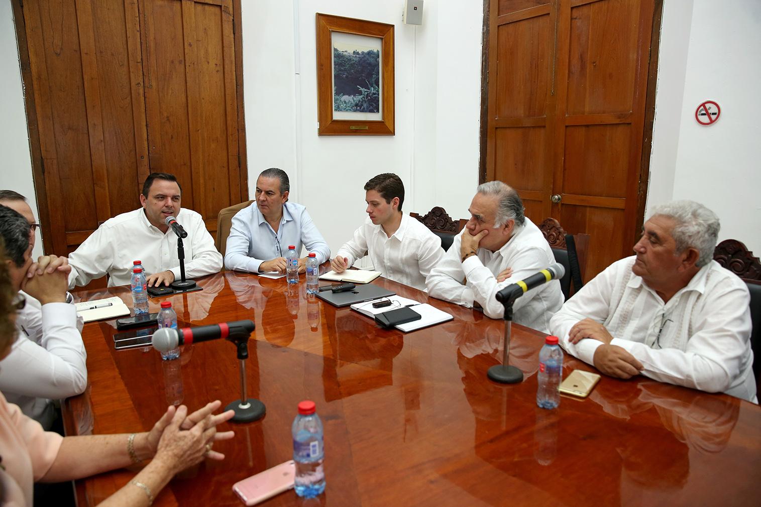 Impactará municipios conurbanos a Mérida Zona Económica Especial