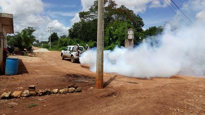Anticipan acciones contra enfermedades en Yucatán por lluvias