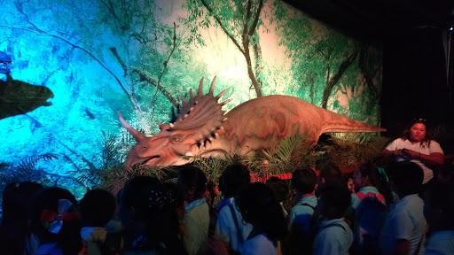 Prevén más de 120 mil visitantes a Dinosaurios Animatronics